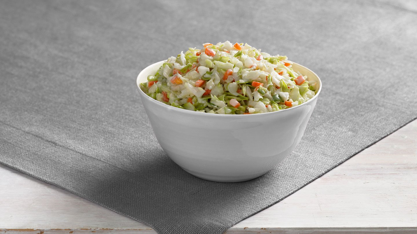 It's easy to re-create Chick-fil-A Cole Slaw