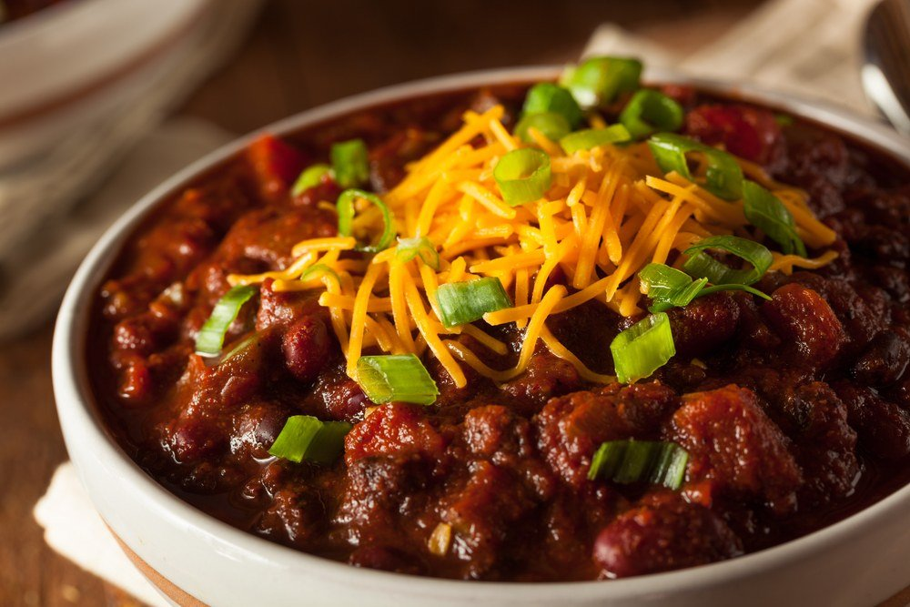 Saylor Chili – Simple Black Bean and Ground Turkey Chili Recipe